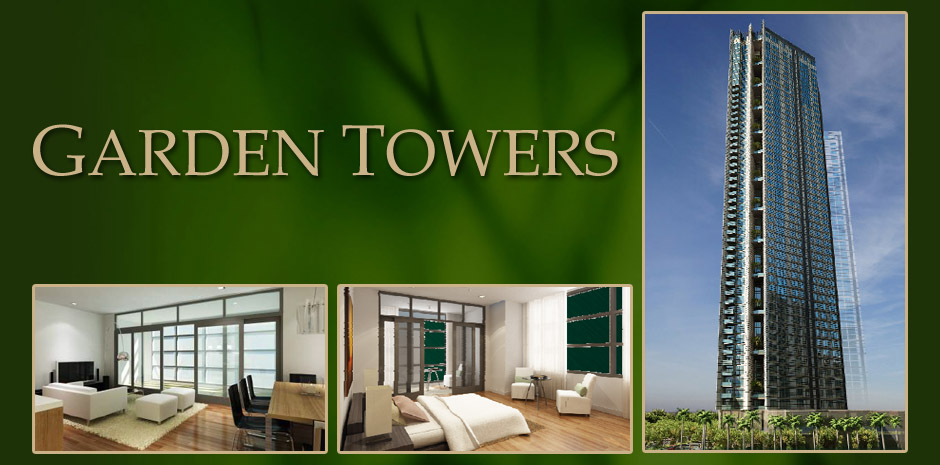 Garden Towers by Ayala Land Premier